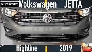 Jetta 2019 Highline