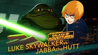 Episode 1.27 Luke & Leia vs Jabba, la bataille sur la barge (VO)