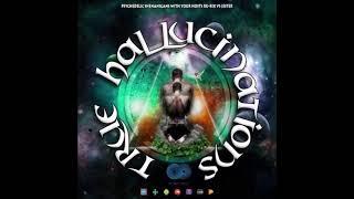 Gambar cover XERO MOON - Dj Set ''Guestmix For Rubix vs Jester's True Hallucinations 127'' [Psytrance]