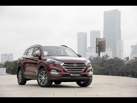 Giới thiệu chi tiết Hyundai Tucson 2017