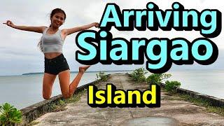 Arriving Siargao Island Philippines (Wanderlusting SE Asia)