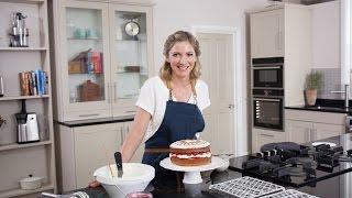 Lisa Faulkner - Victoria Sponge Recipe (Hotpoint)