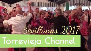 preview picture of video 'Torrevieja Sevillanas 2017'
