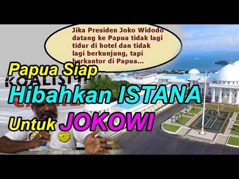 Berita Baru..!  Papua Dan Jokowi