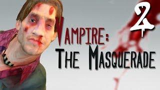 Let's Play Vampire: The Masquerade - Bloodlines [BLIND] - Part 2 - Mercurio