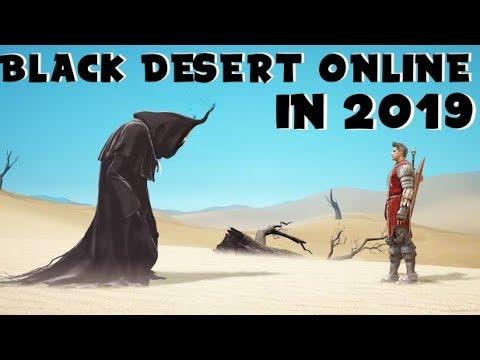 Black Desert Online in 2019