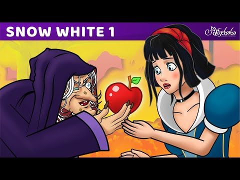 Snow White Series Episode 1 of 5 The Seven Dwarfs Fairy Tales and Bedtime Stories For Kids