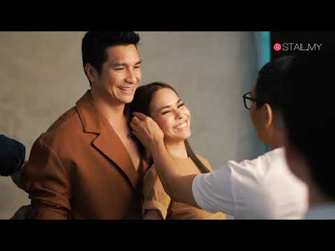 BTS #KissAndTell STAIL.MY ❤️ Shiseido