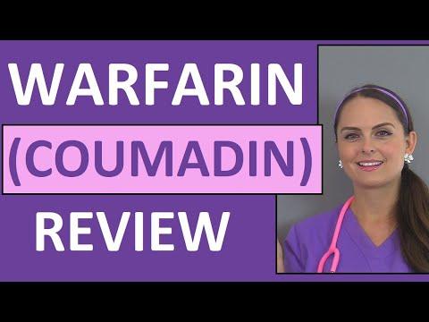Látás warfarin. Általános tudnivalók, jó tanácsok véralvadásgátló szedéséhez