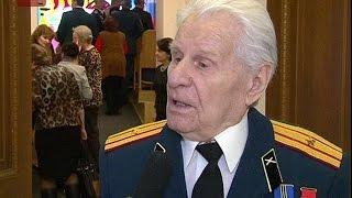В областной филармонии прошло торжественное мероприятие, посвященное Дню защитника Отечества