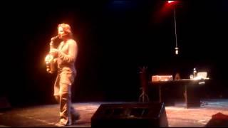 Факундо Арана , Отрывок из спектакля En el aire (В эфире)