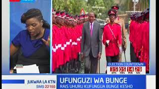 Rais Uhuru Kenyatta afungua kikao cha bunge: Jukwaa la KTN