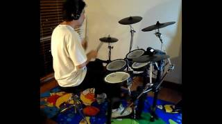 Metallica - Nothing Else Matters drum cover