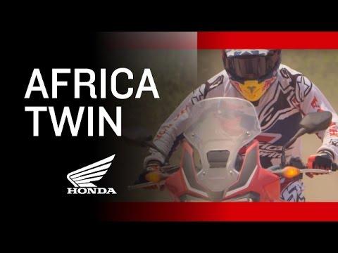CRF 1000L AFRICA TWIN TE