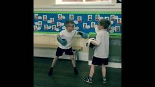 Boxing Skills @ Swinefleet Primary