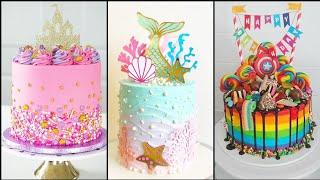 50+ Birthday Cake Ideas For Baby Girls/kids Birthday Cakes / Cake Decor Ideas