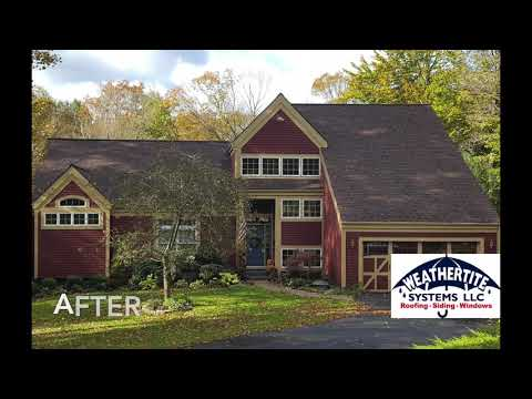 Bill M. from Brookfield, Connecticut had a lot to say about his new home improvement! Check it out! He was very happy! Thank you Bill!