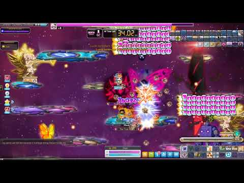 10b Damage cap resulted breaking the game' balance - MapleStory