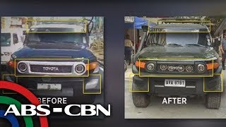 TV Patrol: Kotse sa road rage video, nabawi; kulay, plaka ng kotse 'iniba'