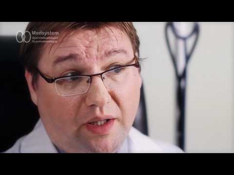 Orvoslás orvos prosztata
