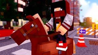 Minecraft: ENCONTREI CAVALOS - CRAFTING DEAD Ep.08 ‹ AMENIC ›