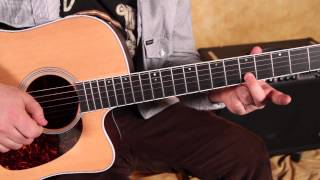 """How to Play """" Just Like Heaven"""" by The Cure - Guitar Lessons - Song Tutorial"""