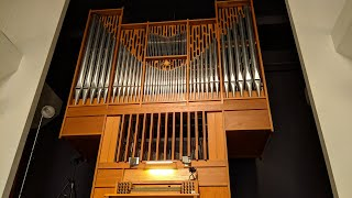 1973 Redman Pipe Organ   Northaven Methodist Church, Dallas, Texas