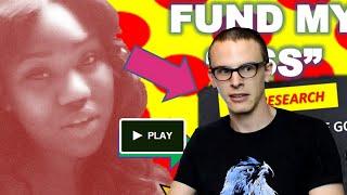 """Kickstarter Crap - Fund My """"ASS"""""""