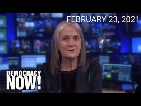 Top U.S. & World Headlines — February 23, 2021