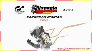 GT Sport Online - Carrera Diaria C | 1/08/18 (Probando Sainte-Croix)