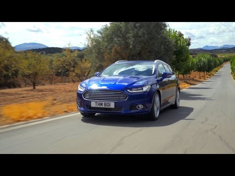Ford Mondeo Wagon Универсал класса D - рекламное видео 2