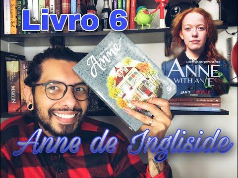 Anne whit an E-- LIVRO 6-- Anne de Ingliside