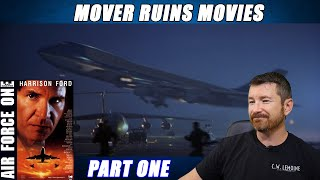 AIR FORCE ONE (1997) (Part 1 of 2)| Mover Ruins Movies