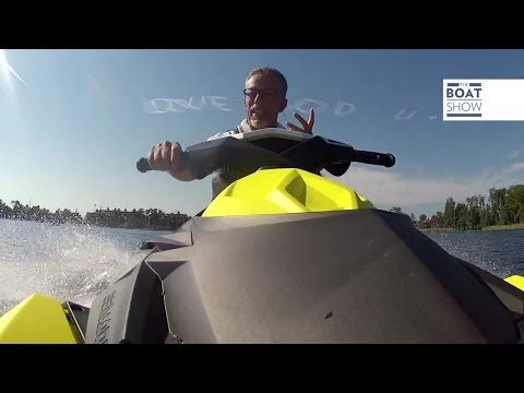 [ENG]  SEADOO SPARK – Jet Ski Review – The Boat Show