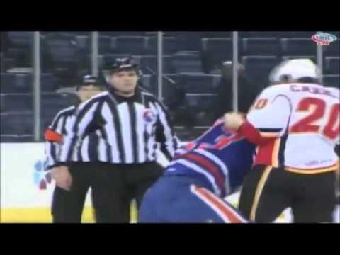 Austin Carroll vs. Braden Christoffer