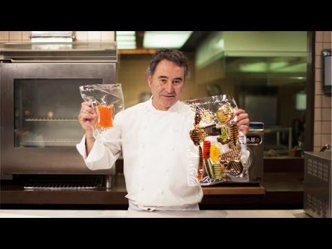 Tony Botella - La técnica de la cocina al vacío