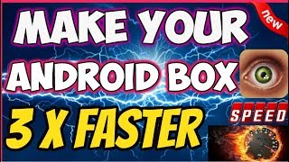 🔴SPEED UP Your Android Box / Android TV / Nvidia Shield Guide. (Faster & Cooler) 2018