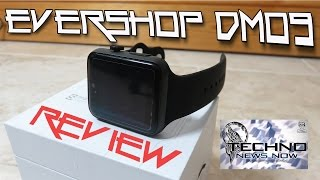 Evershop DM09 Smartwatch Review for Android and iPhone   An Apple Watch Lookalike?