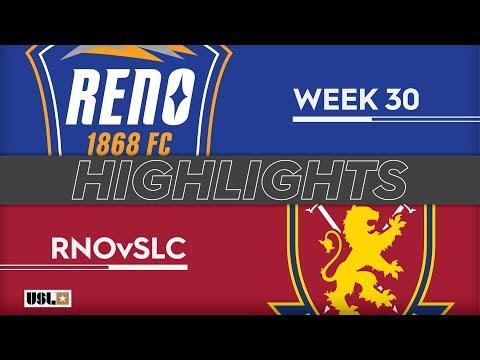 Reno - Реал Монаркс 1:2. Видеообзор матча 29.09.2019. Видео голов и опасных моментов игры