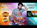 Saturday Night - Jhootha Kahin Ka - Pakistan Reaction | Sunny S, Omkar K, Natasha S |Neeraj S