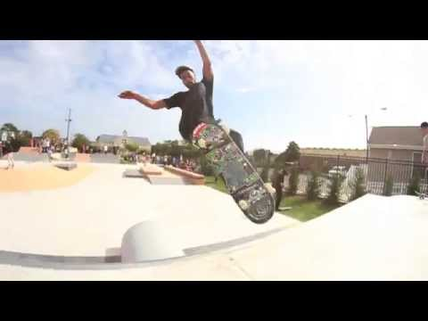 ocean city skatepark new jersey grand opening 2015
