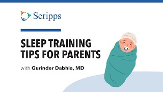 How to Get a Baby to Sleep: Tips from Pediatrician Dr. Gurinder Dabhia | San Diego Health