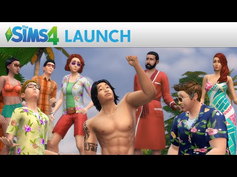 The Sims 4: Official Launch Trailer thumbnail