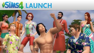 The Sims 4: Deluxe Edition video