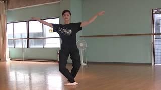 宝塚受験生バレエ基礎~プリエ~のサムネイル画像