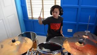 Foster The People   Pumped Up Kicks (Drum Cover)