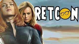 Captain Marvel's Success May Ruin Black Widow and The MCU Retroactively