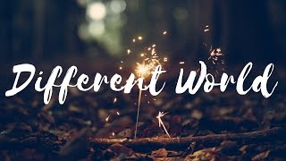 Alan Walker - Different World feat. Sofia Carson, K-391 & CORSAK (Lyrics/Lyric Video)