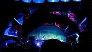 Animal Collective - Cobwebs (live Vancouver 19/09/2012)