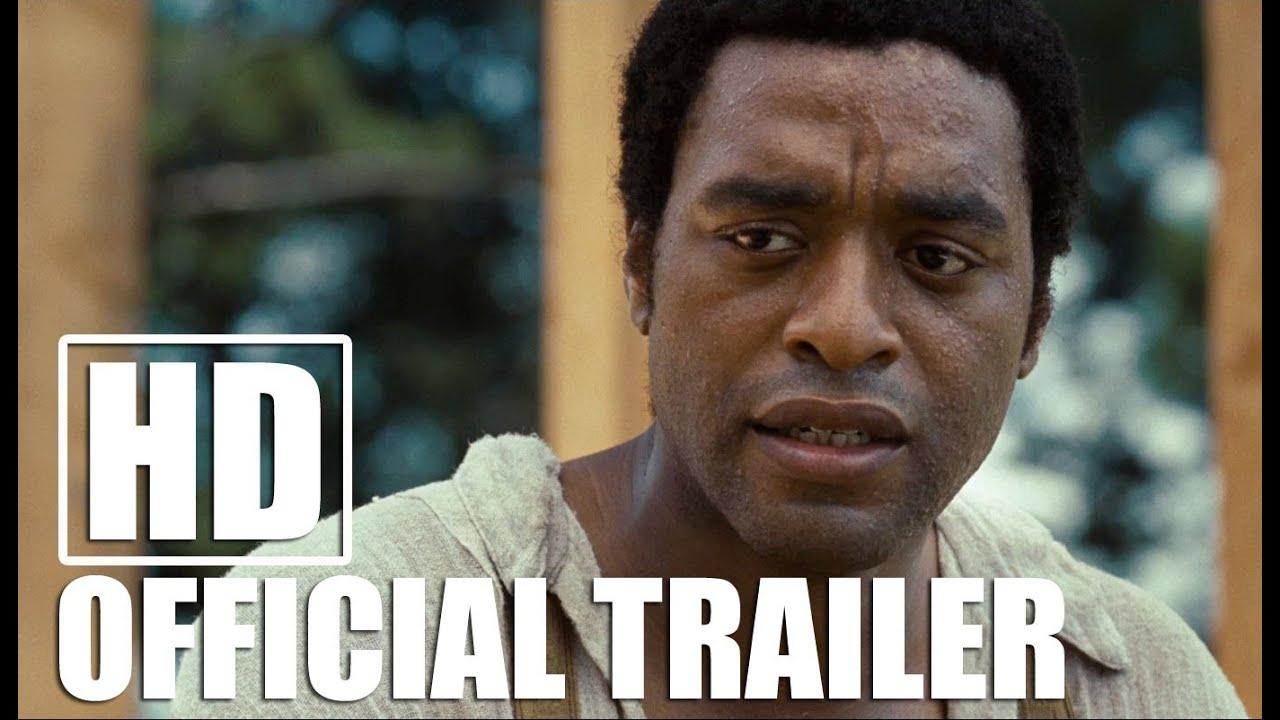 Trailer för 12 Years a Slave